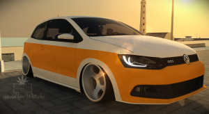 VW Polo 6R GTI NEW Car Design Rabbit