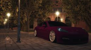 Porsche Panamera Night